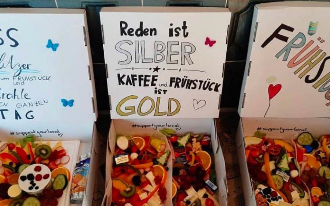 Frühstück 2 Go – Daheim lecker in den Tag starten!